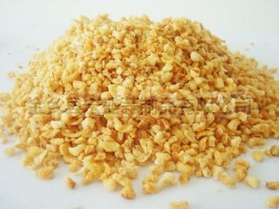 Crispy fried garlic